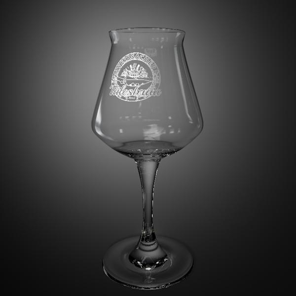 ProBier Glas Tälesbräu Schwarz