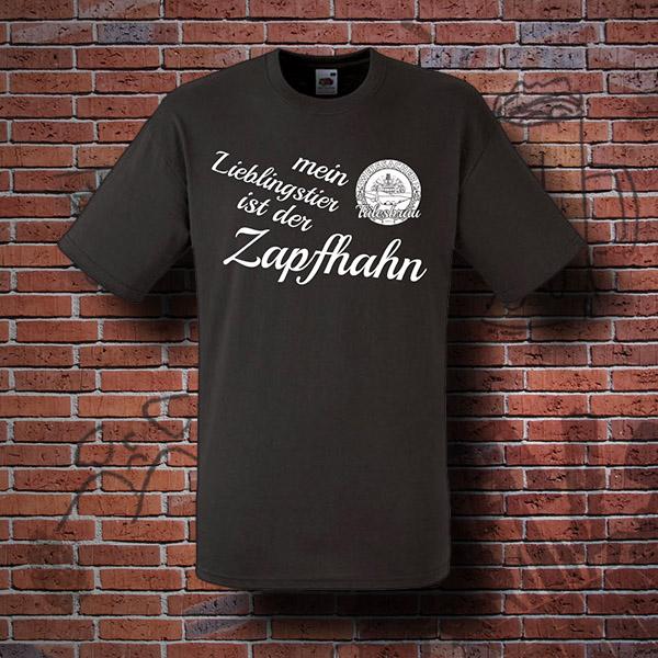 Lieblings T(ier)-Shirt Männer